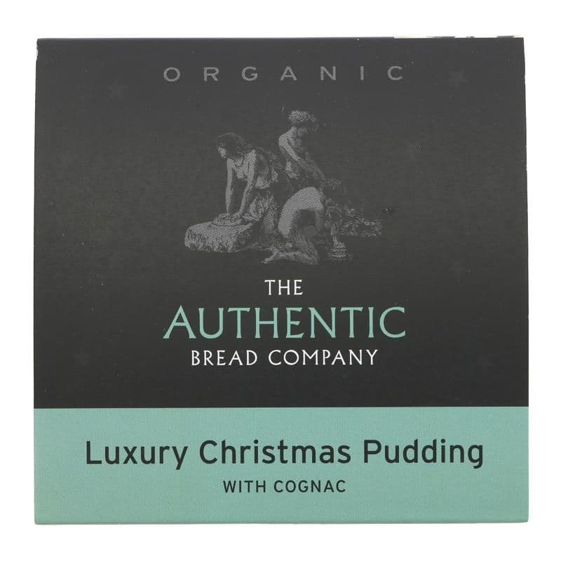 Authentic Bread Company Christmas Pudding