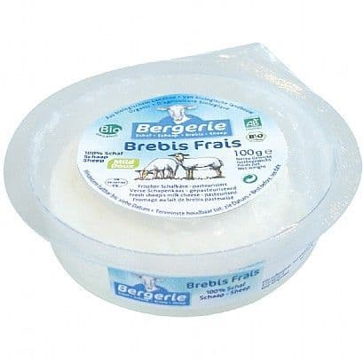 Bergerie Organic Sheep's Milk Fresh Cheese