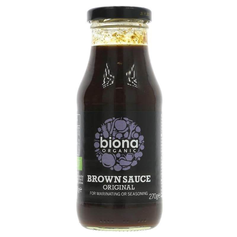 Biona Organic Brown Sauce