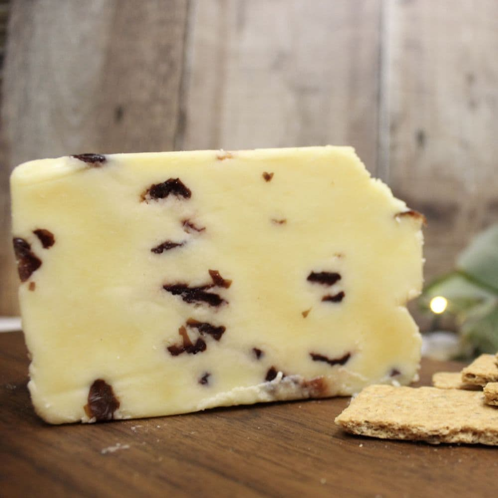 Leagram's Creamy Lancashire Cheese with Cranberries