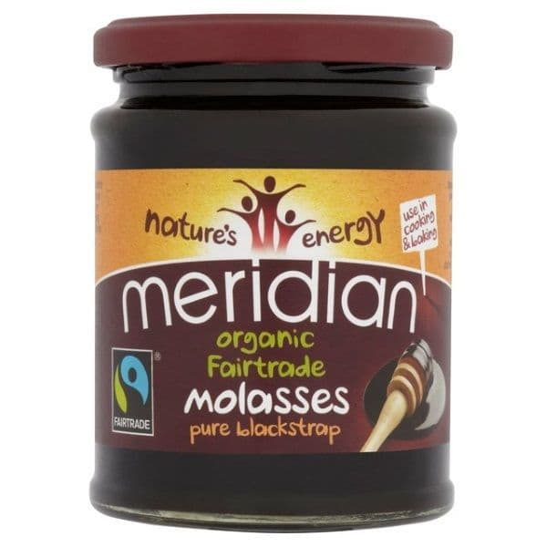 Meridian Organic Fairtrade Blackstrap Molasses