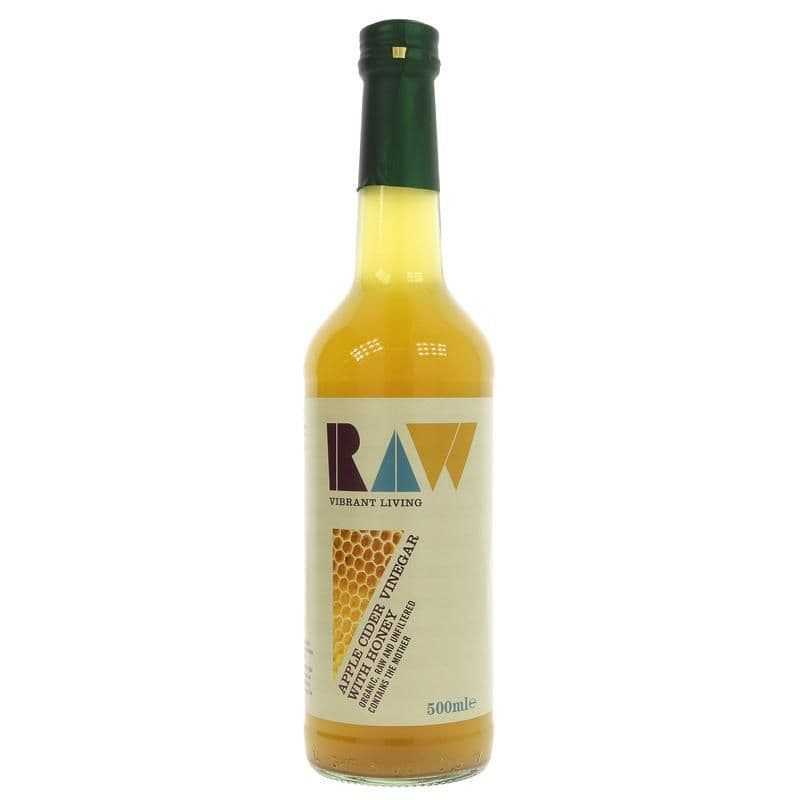 Raw Health Organic Apple Cider Vinegar With Honey