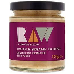 Whole Organic Sesame Tahini
