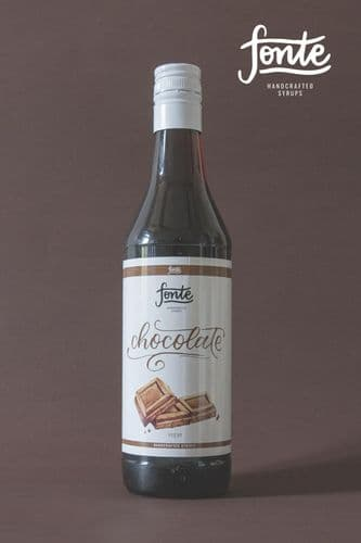 FONTE CHOCOLATE SYRUP, 750ml