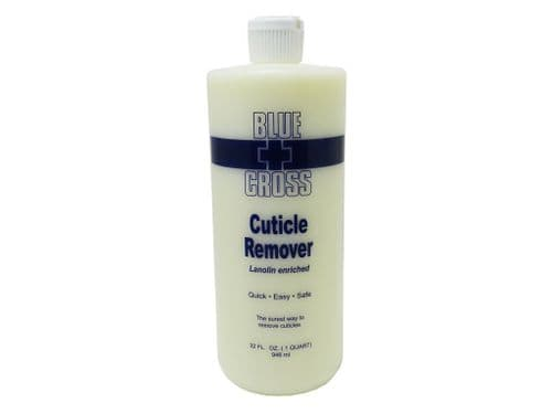 BLUE CROSS CUTICLE REMOVER 32OZ / 946ML