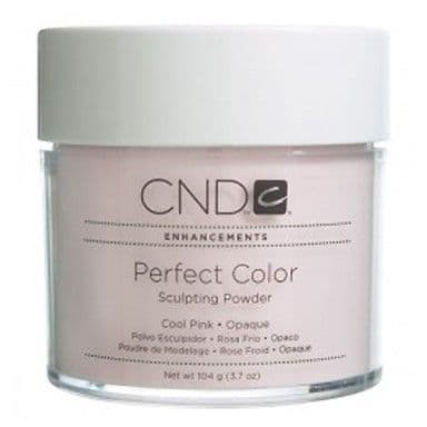 CND PERFECT COLOR SCULPTING POWDER - COOL PINK 104 G