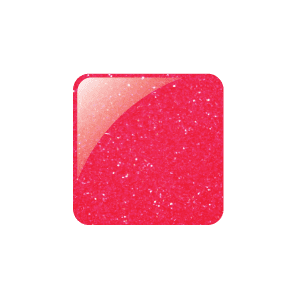 GLAM AND GLITS GLITTER ACRYLIC COLOUR POWDER - 37 ELECTRIC PINK