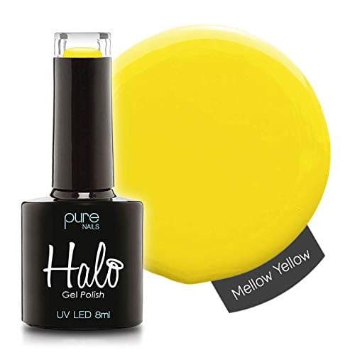 HALO GEL POLISH 8ML - N2761 MELLOW YELLOW