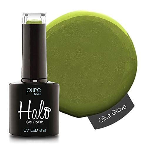 HALO GEL POLISH 8ML - N2776 OLIVE GROVE