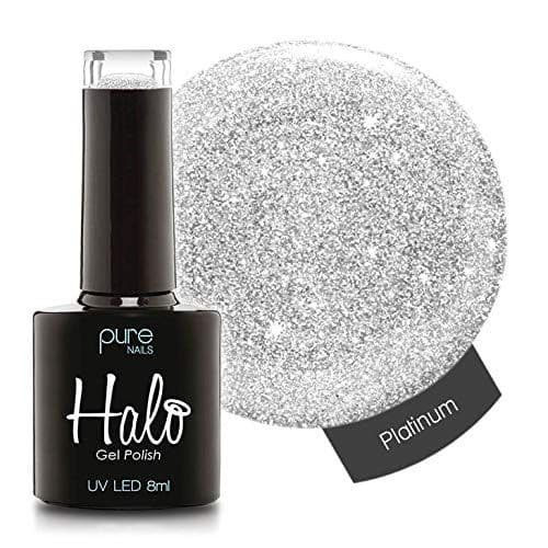 HALO GEL POLISH 8ML - N2826 PLATINUM