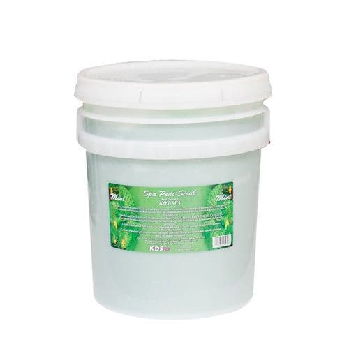 KDS Pedicure Mint Scrub 20kg