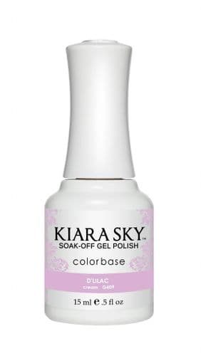 KIARA SKY GEL POLISH 15ML - G409 D'LILAC