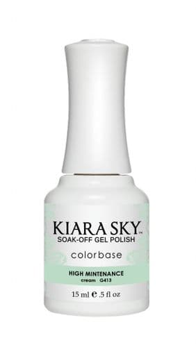 KIARA SKY GEL POLISH 15ML - G413 HIGH MAINTENANCE