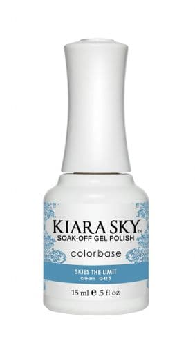 KIARA SKY GEL POLISH 15ML - G415 SKIES THE LIMIT