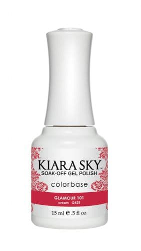KIARA SKY GEL POLISH 15ML - G425 GLAMOUR 101
