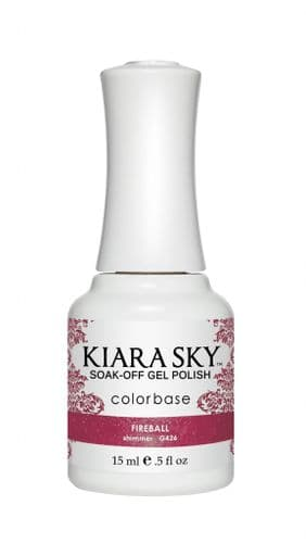 KIARA SKY GEL POLISH 15ML - G426 FIREBALL