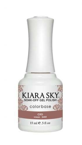 KIARA SKY GEL POLISH 15ML - G432  CEO