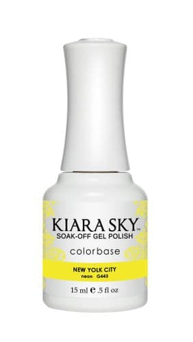 KIARA SKY GEL POLISH 15ML - G443 NEW YOLK CITY