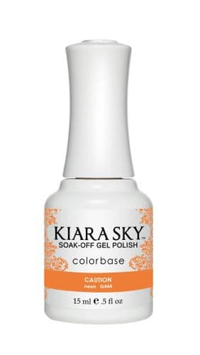 KIARA SKY GEL POLISH 15ML - G444 CAUTION