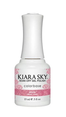 KIARA SKY GEL POLISH 15ML - G454 MILAN
