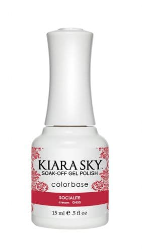 KIARA SKY GEL POLISH 15ML - G455 SOCIALITE