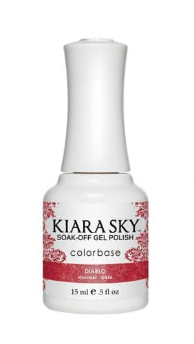 KIARA SKY GEL POLISH 15ML - G456 DIABLO
