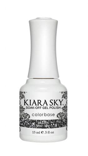 KIARA SKY GEL POLISH 15ML - G462 GRAFFITI