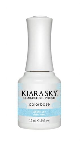 KIARA SKY GEL POLISH 15ML - G463 SERENE SKY