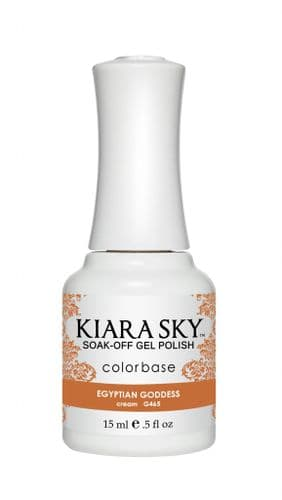 KIARA SKY GEL POLISH 15ML - G465 EGYPTIAN GODDESS