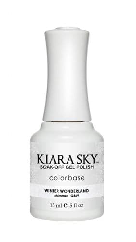 KIARA SKY GEL POLISH 15ML - G469 WINTER WONDERLAND