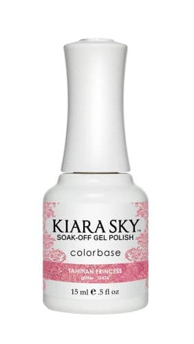 KIARA SKY GEL POLISH 15ML - G476 TAHITIAN PRINCESS