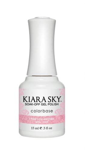KIARA SKY GEL POLISH 15ML - G478 I PINK YOU ANYTIME