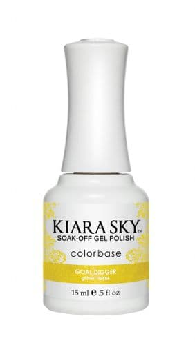 KIARA SKY GEL POLISH 15ML - G486 GOAL DIGGER