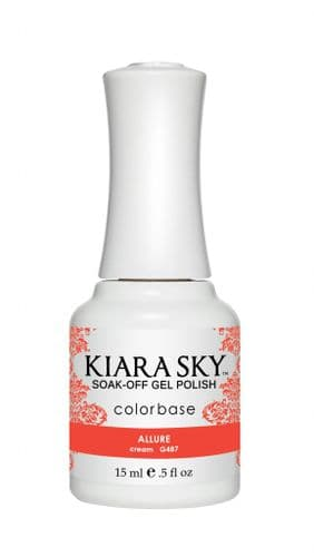 KIARA SKY GEL POLISH 15ML - G487 ALLURE