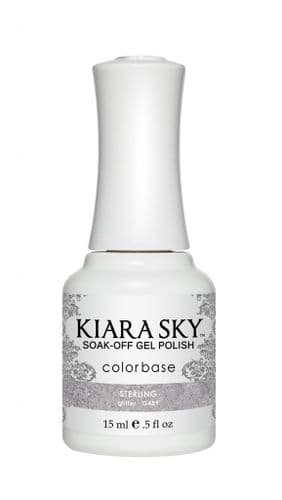 KIARA SKY GEL POLISH 15ML - G489 STERLING