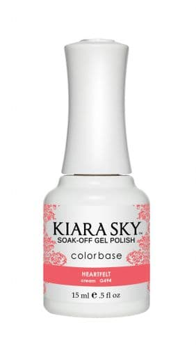 KIARA SKY GEL POLISH 15ML - G494 HEARTFELT