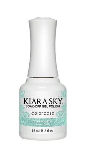 KIARA SKY GEL POLISH 15ML - G500 YOUR MAJESTY