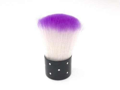 Mini Dust Brush - Purple