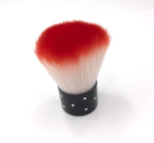 Mini Dust Brush - Red