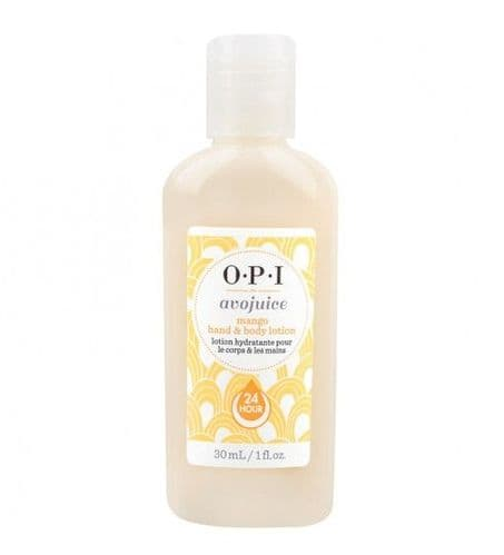 OPI MINI AVOJUICE LOTION 30ML - MANGO