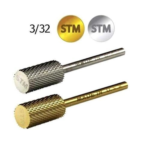 "STM Carbide Drill Bit Medium 3/32"" in different sizes & color"