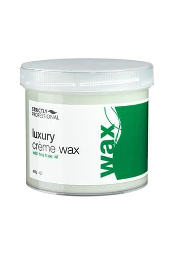 Strictly Professional - Luxury Cremé Wax with Tea Tree Oil 425g