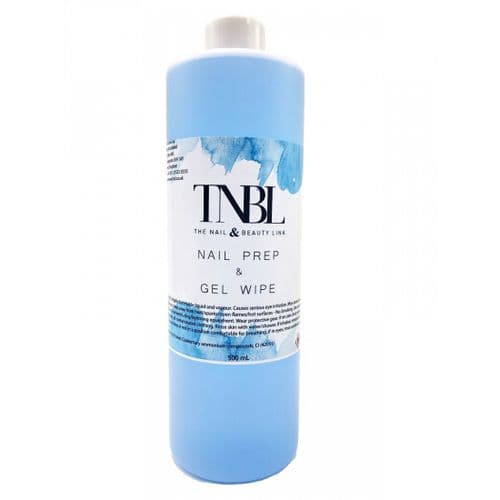 TNBL Nail Prep & Gel Wipe 500ml