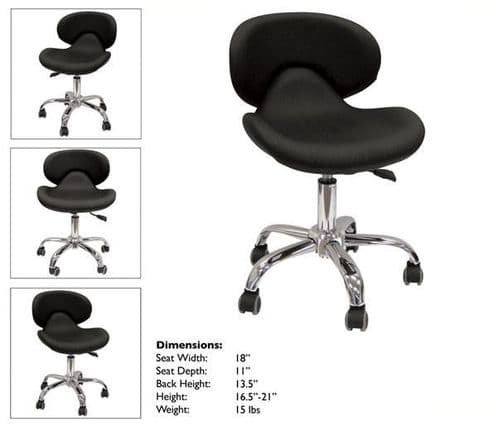 TNBL Nail Technician Chair Model - 1001