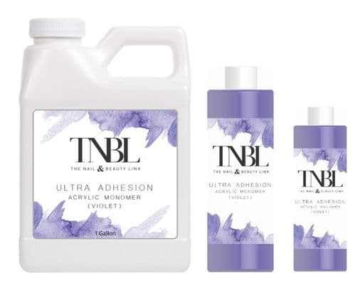TNBL Ultra Adhesion Acrylic Purple Liquid (Monomer) in different sizes 250ml/500ml/Gallon