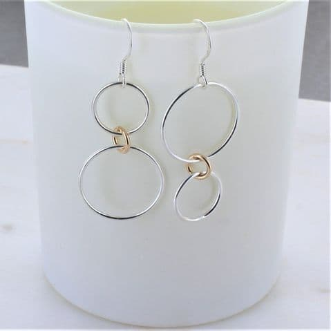 Infinity Mismatch Earrings