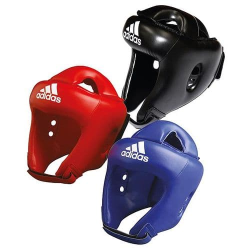 Adidas Boxing Rookie Headguard Small Blue