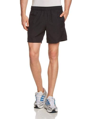 Adidas Essentials Men's Chelsea Running Training Shorts Black/Black