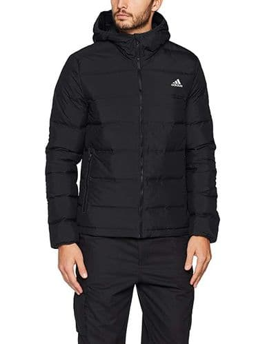 Adidas Helionic Men's Hooded Down Winter Padded Jacket