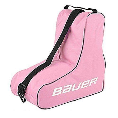 Bauer Ice Hockey Skate Bag Pink Junior